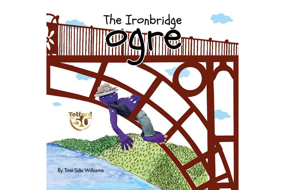 Ironbridge Ogre front cover image