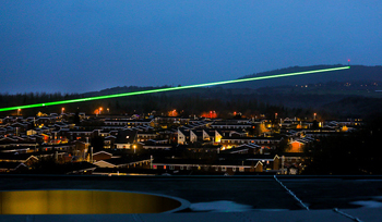 Picture of Telford 50 lasers