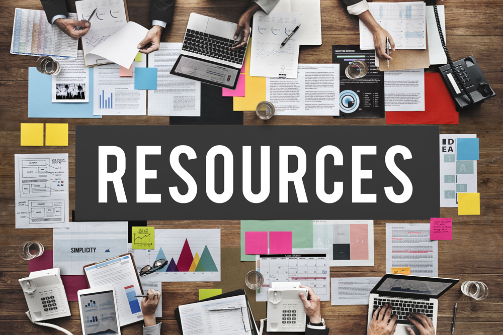 Resources banner