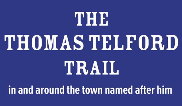 banner for Thomas Telford Trail