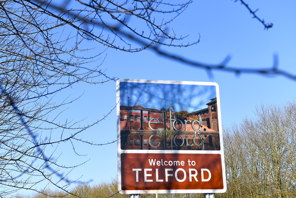 Welcome to Telford signs