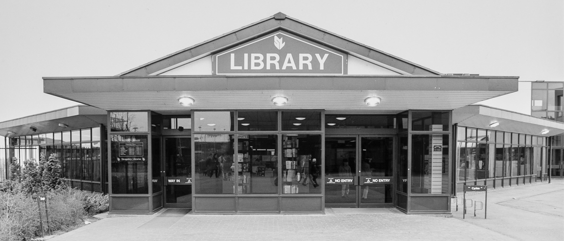 Telford library