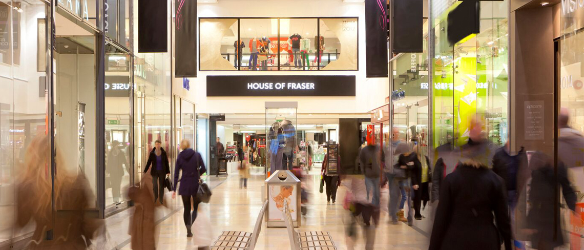 Picture of Telford Shopping Centre