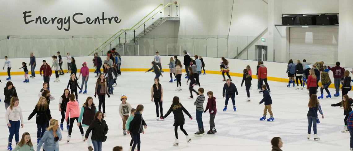Picture of Telford Ice Rink